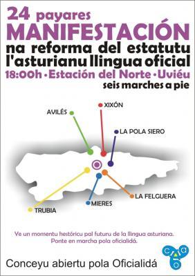 Alcuentru dixital na www.lne.es con Fernando Ornosa Portavoz del Conceyu Abiertu pola Oficialidá